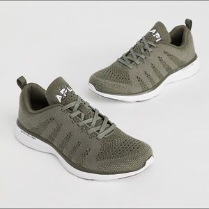 APL Fatigue Green Techloom Pro CASHMERE Sneakers